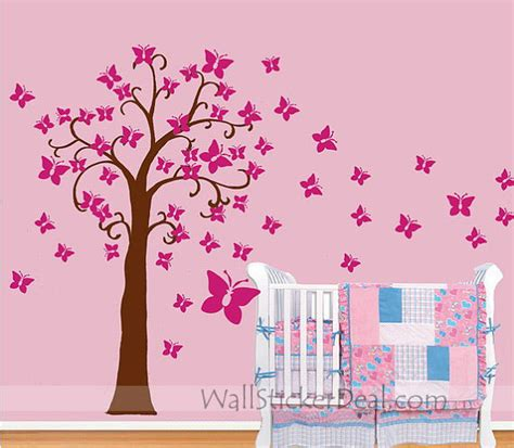 wall stickers butterfly butterfly tree wall sticker home decorating photo