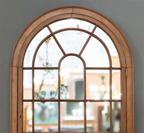 13 best 50 14 1 mirrors images on pinterest mirrors large georgian arched window pane mirrors h 49 3 4 x w 28