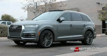 Audi Q7 With Rims Audi Q7 Wheels And Tires 18 19 20 22 24 Inch
