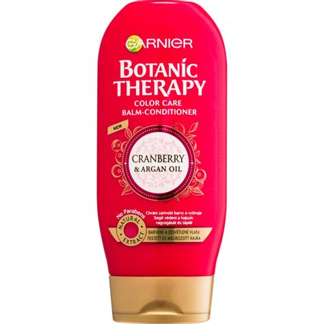 Masker Garnier garnier botanic therapy cranberry masker voor gekleurd