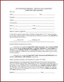 Friend Loan Agreement Template by Friend Loan Agreement Free Sle Loan Agreement Between