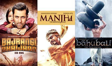 film india terbaru salman khan 2015 bahubali vs salman khan s bajrangi bhaijaan vs manjhi