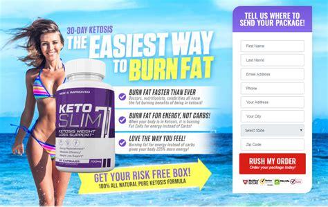Keto Slim 7 Reviews - Amazing Keto Diet Pills for Weight
