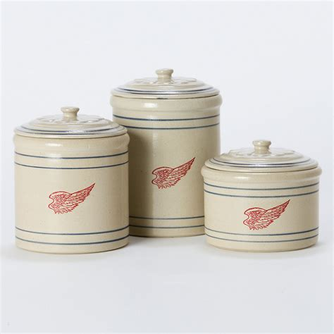 stoneware kitchen canisters wing stoneware canisters terrain