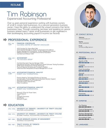 Best Font In Resume by 30 Free Printable Resume Templates 2017 To Get A Job