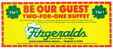 coupons las vegas buffets vintage vegas coupon book all members recieve this 2 for
