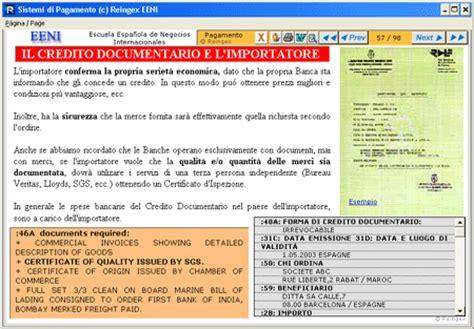 lettere di credito credito documentario lettera di credito ucp 600