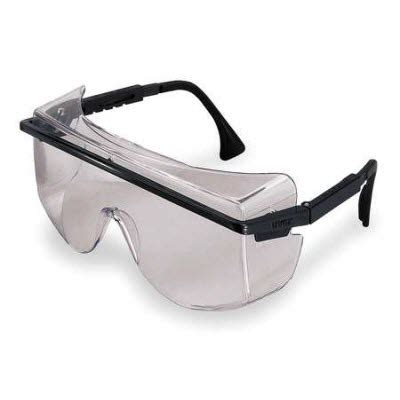 Uvex Safety Glasses The Glass 9161 Clear Lens 9161014 otg safety glasses sperian uvex s2500 astro 3001 the glass otg safety glasses ultra