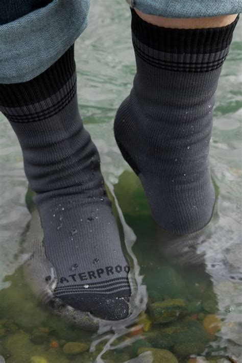 Waterproof Shower Boot by Best Clothes To Wear Hiking Ultimate All Season Guide