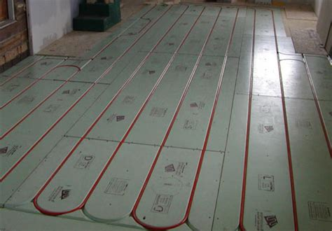 Basement Flooring Systems Basement Questions Basement Floor Radiant Heating System