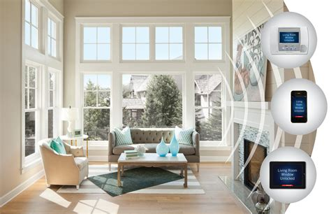 andersen windows debuts verilock its integrated home