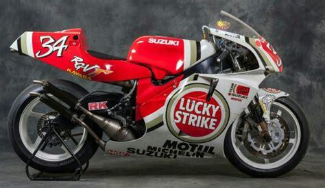 Suzuki 500cc Bikes Suzuki Rgv 500cc Kevin S 34 Moto Gp Legends 500cc