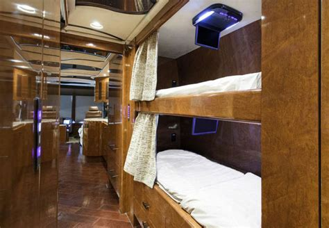 motorhomes with bunk beds what us1 million us2 million and us3 million gets you