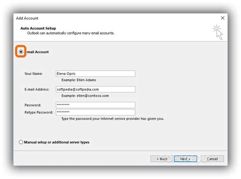 manage email    multiple accounts