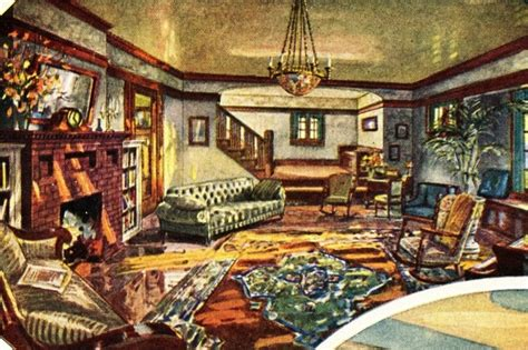 1900 living room 1000 images about sears other catalog houses on house plans craftsman and