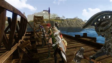 how to build a boat archeage archeage review pcgamesn