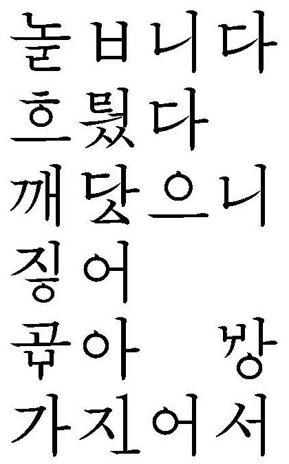 Language: Who's for Hangul? | Molkie Design Travels