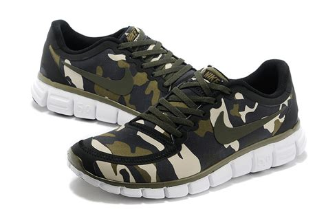 nike running shoes camo nike free run army camouflage cladem