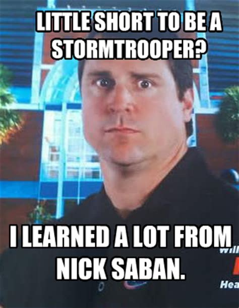 Steve Spurrier Memes - will musch memes