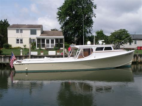 bay built boats for sale maryland custom built chesapeake bay deadrise and downeast boats by