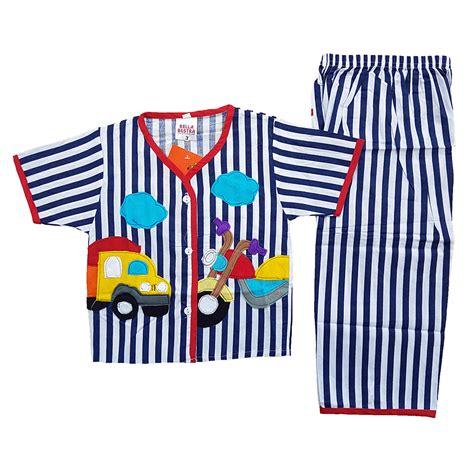 Setelan 3in1 My Mouse Baju Setelan Anak Laki jual setelan baju tidur piyama lengan pendek kb854 yodropship