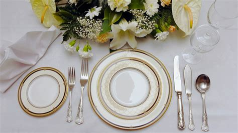 fine dining table setting how to set cutlery for fine dining occasions
