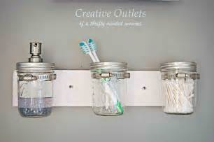 bathroom craft ideas creative outlets of a thrifty minded momma jar