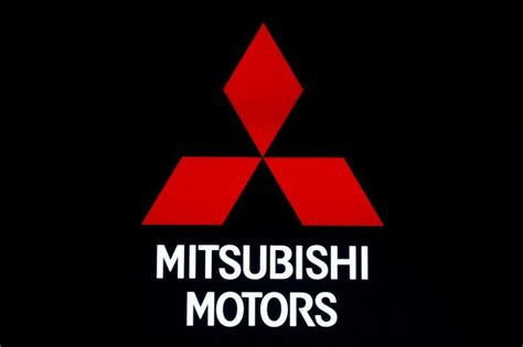 mitsubishi motors logo japan s mitsubishi motors to resume sales after latest