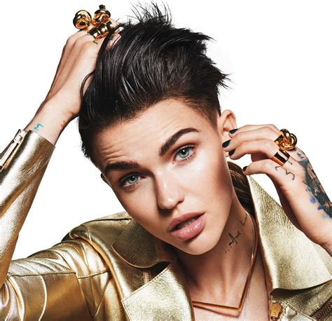ruby rose langenheim ruby rose by tom schirmacher for cosmopolitan july 2015