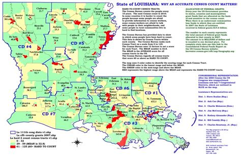 louisiana map cities towns southern echo southernecho org 187 louisiana census maps