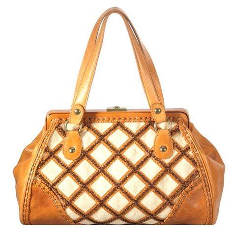 Fiore Frame Bag by Fiore Starry Safari Wanda Frame Satchel Handbag