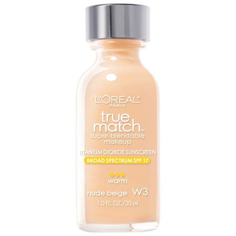 L Oreal True Match upc 071249078600 l oreal true match blendable makeup l oreal u s a inc upcitemdb