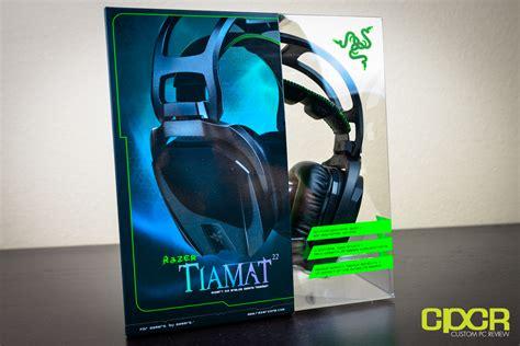 Headset Razer Tiamat 2 2 razer tiamat 2 2 gaming headset review custom pc review
