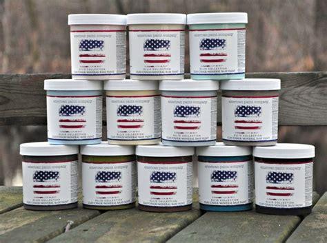 diy chalk paint brand 64 best chalk paint brands colour palettes and diy