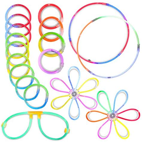 """100 8"""" Premium Glow Stick Bracelets Party Pack   Toy in the UAE. See prices, reviews and buy in"""