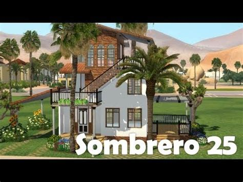 the sims 3 house building the new yorker house speed the sims 3 house building sombrero 25 dutchsims 3 master