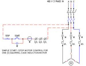 discussion thread start stop motor ecn electrical forums