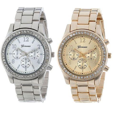 best faux chronograph quartz crt plated classic