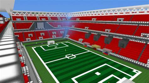 minecraft sports stadium image gallery minecraft stadium