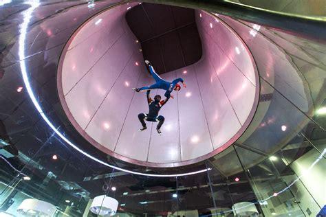 In Door Sky Diving by The Ifly Indoor Skydiving Experience