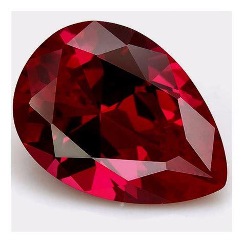 Ruby Rubi rubi birman 234 s pedra preciosa cor vermelho brasa 1 4 cts