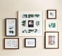 Pottery Barn Gallery Frames Wood Gallery Multiple Opening Frames Pottery Barn