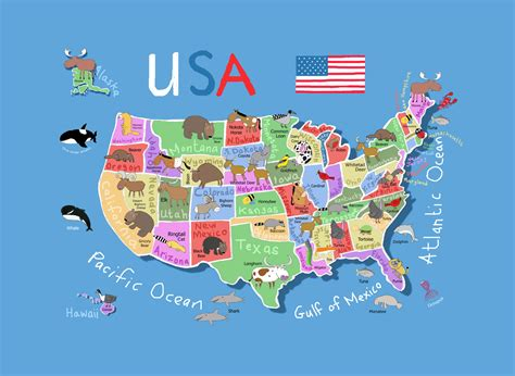 maps of the usa detailed map of the usa usa maps of the usa