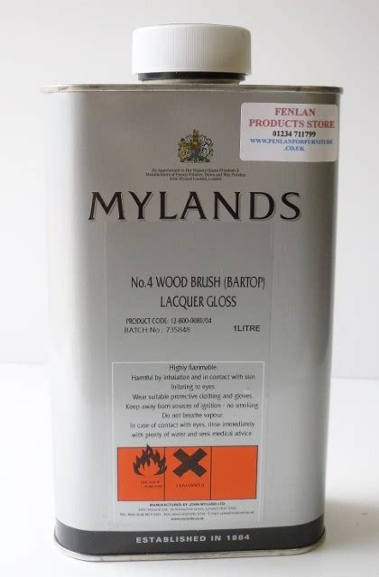 bar top lacquer mylands by fenlan