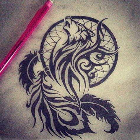 tattoo me 48 hour liner 1000 ideas about wolf dreamcatcher tattoo on pinterest