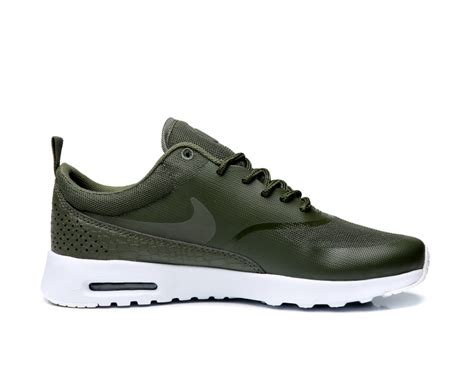 Nike Airmax Army nike air max thea army green 55 95