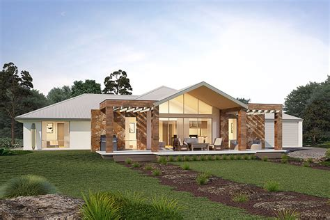 the eucalyptus 4 bed 2 bath 25m house design from