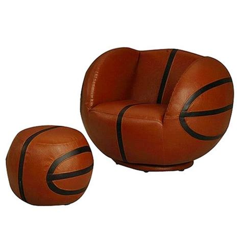 basketball chair and ottoman cheap ottomans and footstools rating review basketball