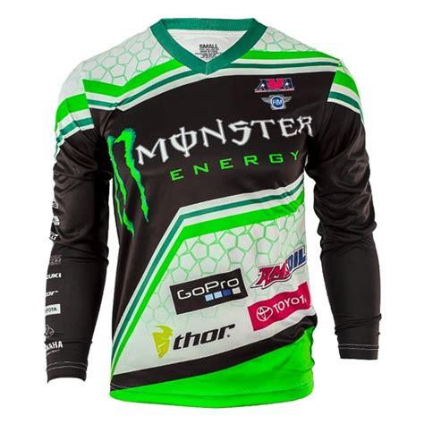 energy motocross jersey energy supercross green jersey
