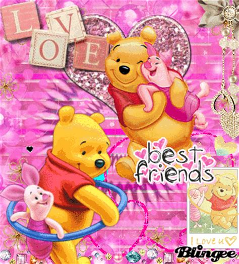 winnie the pooh best friends picture 124339074 blingee